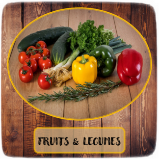 Fruits & Légumes