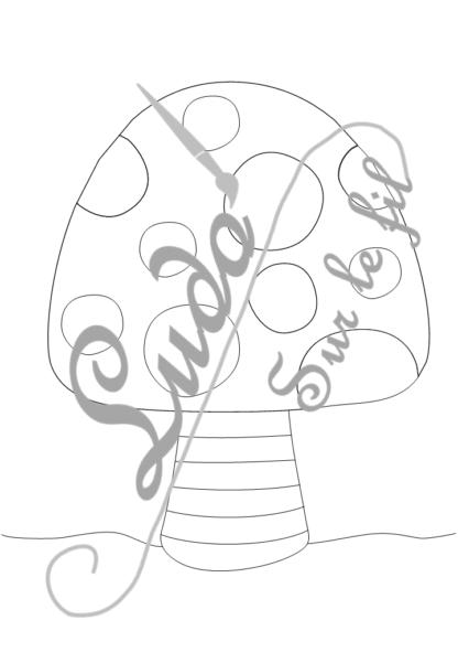 Je lance le dé, je dessine - Kit automne - hérissons, bottes, champignons, feuilles mortes, parapluie - dessin et graphisme - constellations dé et chiffre - à télécharger - à imprimer - lslf