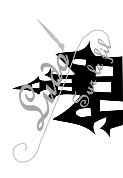 Je lance le dé, je dessine - Kit Halloween - citrouille, bonbon, monstre, fantome, araignee, manoir, toile, chauve-souris, chapeau sorcière - dessin et graphisme - constellations dé et chiffre - à télécharger - à imprimer - lslf
