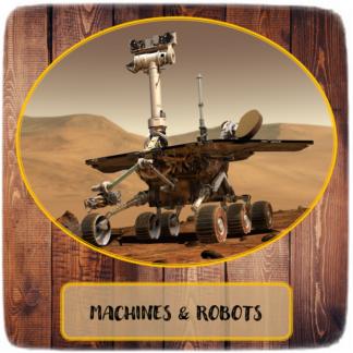Machines et robots