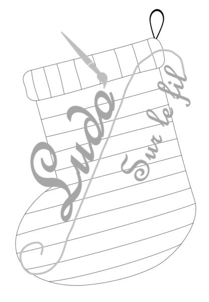 Je lance le dé, je dessine - Kit Noël et Hiver - sapin, cadeaux, sablés, bonhommes en pain d'épices, bonhommes de neige, bonnet, moufle, chaussette de noël, sucre d'orge - dessin et graphisme - constellations dé et chiffre - à télécharger - jeu à imprimer - lslf
