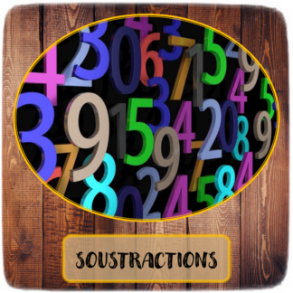 Soustractions