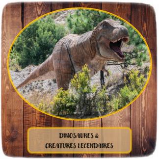 Dinosaures & Créatures légendaires