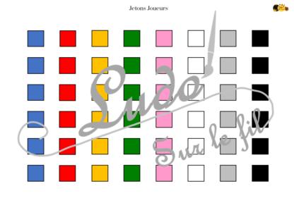 Cherche et Trouve - Lynx - Drapeaux d'Europe - Géographie et pays - 1 plateau et 35, 68 ou 62 cartes à trouver - 3 niveaux - Différents formats de cartes (Drapeaux seuls, drapeaux + noms, noms seuls, codes seuls, codes + noms) - jeu - discrimination visuelle, observation, lecture de mots, connaissance des drapeaux et pays, rapidité - à télécharger et à imprimer - atelier maternelle et élémentaire - Cycles 1, 2 et 3 - lslf